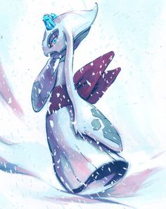 rvsa: a froslass for ice-pokezine v_v~
