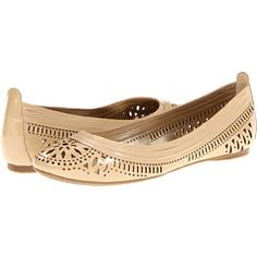 Chic cutout flats from Belle by Sigerson Morrison #zappos