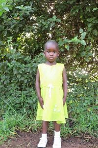This is Promise. Today is her birthday. She lives in Uganda where she loves to play ping pong. Sponsor her today and give her your love through your prayers and letters.