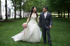 Jessica's Gorgeous Gold Embroidered Convertible Wedding Dress - Avail & Company, LLC