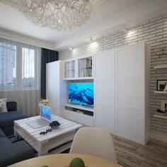 Apartment in Ukraine