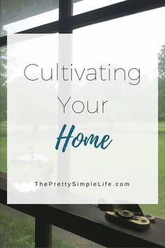 There is a difference between homemaking and housekeeping. Here is how I keep my housekeeping simple so I can cultivate and nurture my homemaking! Click to read more or pin to save for later!