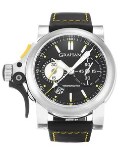 Graham Chronofighter R.A.C Trigger 2TRAS.B01A - Product Code 41231