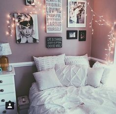 Like, #bedroomgoals! Ha