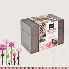 The NoMU Recipe Box is a creative, innovative and actually quite sentimental answer to how to store, collect and swap your favourite recipes with friends and family! Mothers Day Presents, Mother Day Gifts, Recipe Box Categories, Perfect Mother's Day Gift, Grandparents Day, Chocolate Box, Mothers Love, Penguins, Cocoa