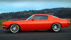 Check this Awesome 1971 Chevrolet Camaro Pro Touring