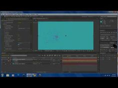 After Effects Tutorial   Sparkle Effects! - YouTube