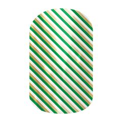 Irish Stripe Jamberry nails! Signature Style at your fingertips. You should try Jamberry nails