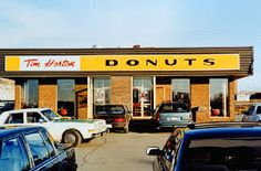 On June drivers pulled off The Queensway in Etobicoke and did something no one else in Toronto had officially done before - order a Tim Ho. Canadian Things, I Am Canadian, Canadian History, Tim Hortons, Toronto Ontario Canada, Vintage Restaurant, Canada Eh, Canada Travel, The Good Old Days