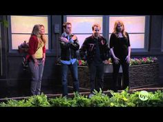 The awkward doorstep scene from a girl's prospective.    Click here to watch part 1: http://youtu.be/s35K_wNE_Wk    Watch full episodes of Studio C at http://byutv.org/studioc.