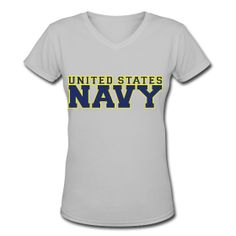 Women's US Navy Shirt