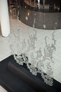Heather Jenkinson Interiors: Blog: Concrete Lace