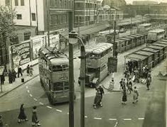 Walsall trolley buses running at Walsall bus station in the Old Pictures, Old Photos, Walsall, Bus Station, West Midlands, My Town, Public Transport, Birmingham, Transportation