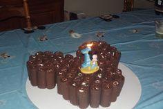 Mickey Mouse Ho Ho Cake