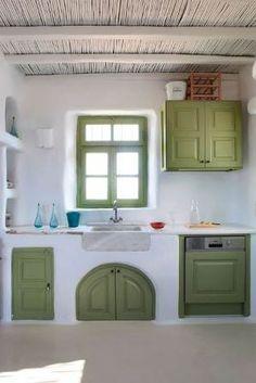 Vicky's Home: Estilo rústico-bohemio en Mykonos / Rustic bohemian style in Mykonos