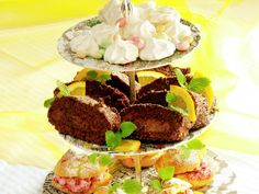 Vannbakkels trinn for trinn - MatPrat Scandinavian, Chocolate, Meat, Baking, Desserts, Food, Bread Making, Tailgate Desserts, Deserts