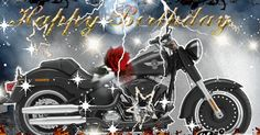 Happy Birthday Happy Birthday Wishes Happy Birthday Quotes Happy Birthday Messages From Birthday Happy Birthday Biker, Happy Birthday Harley Davidson, Birthday Wishes For Men, Motorcycle Birthday, Happy Birthday Celebration, Happy Birthday Messages, Happy Birthday Funny, Happy Birthday Quotes, Birthday For Him