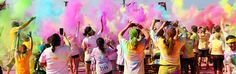 Graffiti Run: 5K Entry for One Sloan Lake Park • Denver, CO Sunday, April 27  $30* for an entry package for one, including: • Entry to the race • T-shirt and headband • Bag of color  *Price will increase to as event nears; purchase today for the best price.