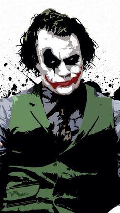 The Joker artwork
