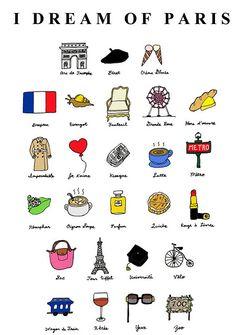 France seen by an Australian