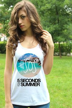 5 Seconds of Summer TShirt 5SOS Shirts 4 5Sos Tank Top by RockSin c040186675