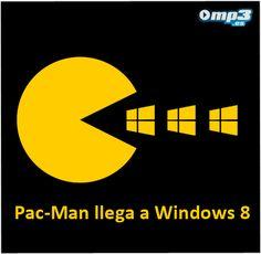 Pac-Man llega a Windows 8 - El clásico juego de arcade que revolucionara el mundo del videojuego hace más de 30 años, llega a Windows 8 mediante la versión Pac-Man Championship Edition DX. Aquí la reseña del juego: http://blog.mp3.es/pac-man-championship-edition-dx-llega-windows-8-rt/?utm_source=pinterest_medium=socialmedia_campaign=socialmedia