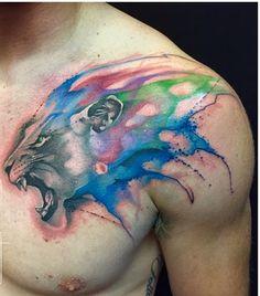 the best tatto lion - Buscar con Google
