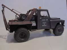 ScaleRC :: Topic: Ford F75 Tow Truck (2/2)