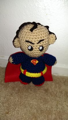 superman doll · uniqueecreations · Online Store Powered by Storenvy