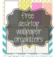 60 Desktop Organizers Ideas Desktop Organization Desktop Wallpaper Organizer Desktop
