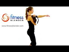 Fitness Blender's Beginner Kettlebell Workout - Kell's Kettlebells Routine for Total Body Toning