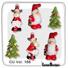 LemurDesigns: CU Vol. 165, 166, 167, 168