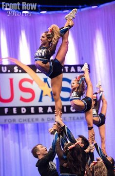 Cali Allstars Cheerleading Worlds 2015