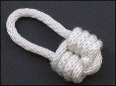 "Padlock Knot - this could be a fun ""lock"" phys rep"