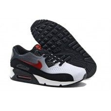 Unmatched quality sneakers!Nike Air Max 90 EM Mens Shoes 2014 Black Grey White