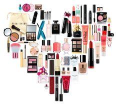 """Its A Love Story"" by mlucyw ❤ liked on Polyvore featuring beauty, Chanel, Stila, Bobbi Brown Cosmetics, Dolce&Gabbana, Victoria's Secret, Oscar de la Renta, Marc Jacobs, NYX and BCBGMAXAZRIA"
