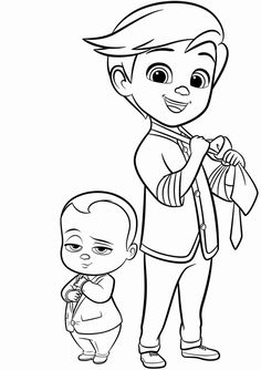 Boss Baby Coloring Pages . 30 Boss Baby Coloring Pages . the Boss Baby Coloring Page Family Coloring Pages, Free Coloring Sheets, Coloring Pages For Boys, Cartoon Coloring Pages, Disney Coloring Pages, Coloring Book Pages, Printable Coloring Pages, Art Drawings For Kids, Cartoon Drawings