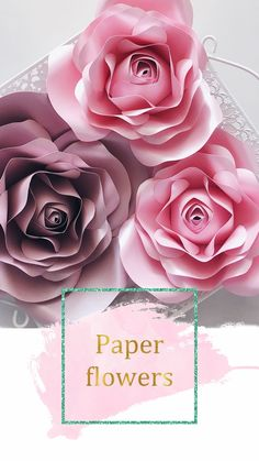 PAPER FLOWERS wall decor perfect for nursery or Wedding backdrop . Choose the colors and size of flowers and compose your own set. Large Paper Flowers, Paper Flowers Wedding, Paper Flower Wall, Paper Flower Backdrop, Hanging Flowers, Flower Wall Decor, Paper Roses, Girls Room Wall Decor, Nursery Wall Decor