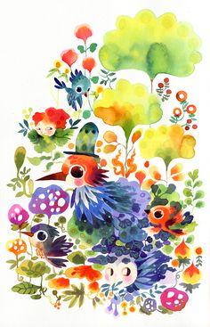 MOARRR - flora & fauna -Lorena Alvarez Gómez