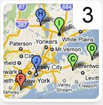 Great mapping site for tracking families.