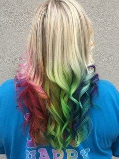 Shana Wood | 2015 Show Us Your VIVIDS Contest | #pravana #showusyourvivids
