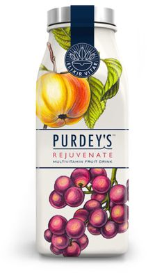 Purdey's (Concept) on Packaging of the World - Creative Package Design Gallery