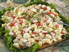 Těstovinový salát s tuňákem str.4