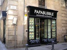 Descobrint Barcelona: Papabubble