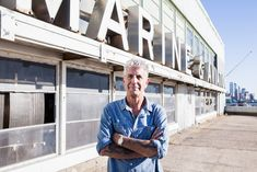 The chef, author and culinary traveler has confirmed details about his megamarket at Pier 57, at the edge of the meatpacking district.