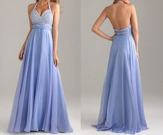 fashion blue prom dress long prom dress cheap prom by VEIL8, $119.00 esty.com