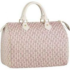 Louis Vuitton Monogram Idylle Speedy 30 M95501