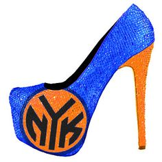 NBA Limited Edition Crystal Pumps-USE EXCLUSIVE CODE CRYSTAL100 and 100 lucky customers get $100 off their order!