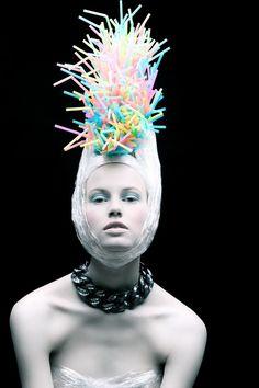 It's all plastic  #fashion $editorials #photography