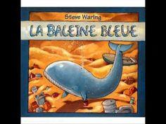 ▶ La Baleine Bleue (cherche de l'eau) - Steve Warring (the big blue whale in search of water)